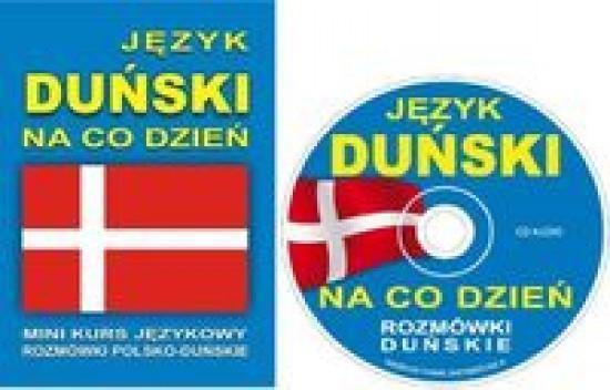 Język duński na co dzień. Minikurs + CD