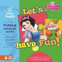 Let s have fun. Animals z puzzlami outlet