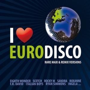 I love Eurodisco vol.1 CD