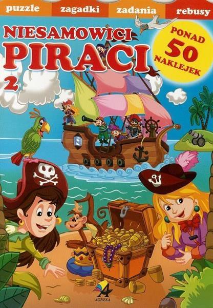 Niesamowici piraci 2 AGNESA