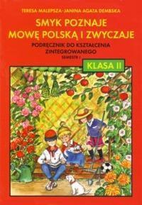 Smyk Poznaje Mowę Polską... podr 2/1 ADAM