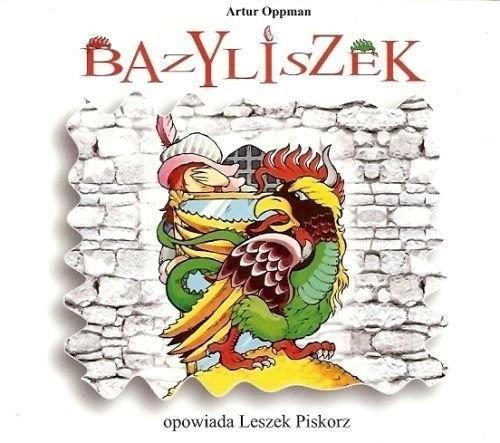 Bazyliszek audiobook
