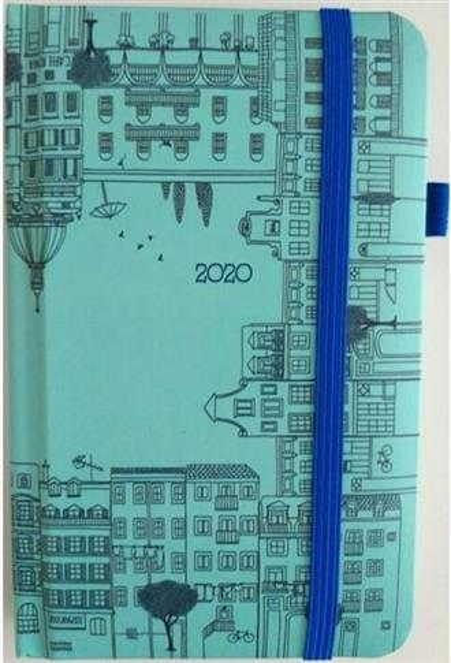 Kalendarz kieszonkowy tygodniowy 2020 Miasto ALBI