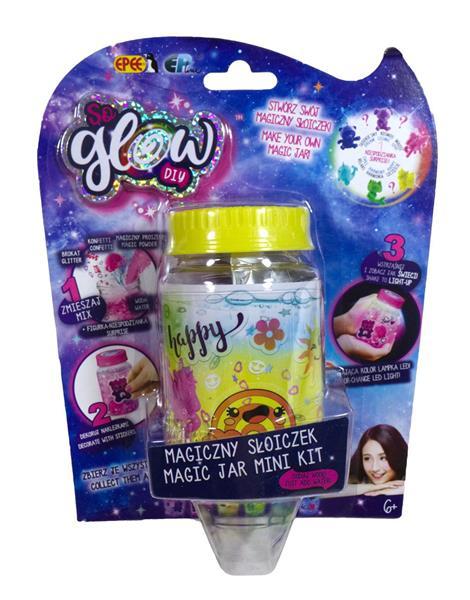 So Glow Magic Jar Kit kreatywny słoiczek outlet