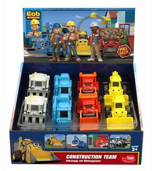 BOB maszyny budowlane 4 rodz.