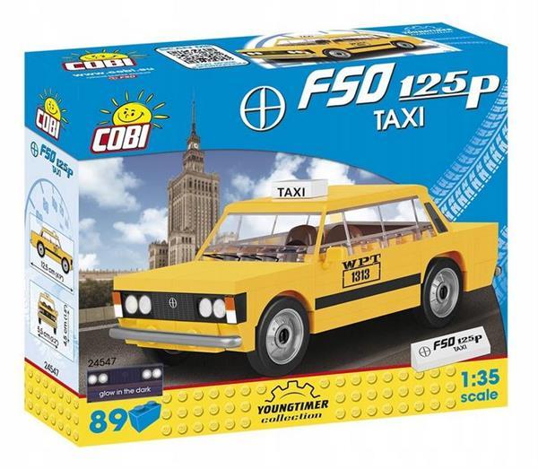 Cars Taxi 1300 89 klocków