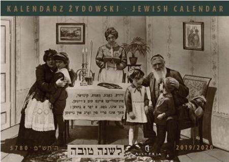 Kalendarz Żydowski/Jewish Calendar 2019/2020