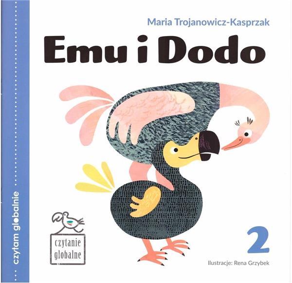 Czytam globalnie T.2 Emu i Dodo