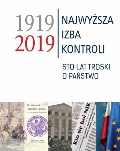 Najwyższa Izba Kontroli 1919-2019