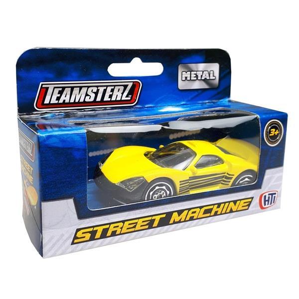 Auto metal wyścigowe