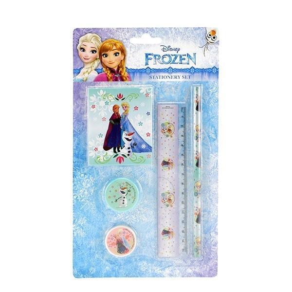 Frozen Zestaw piśmienniczy na blistrze