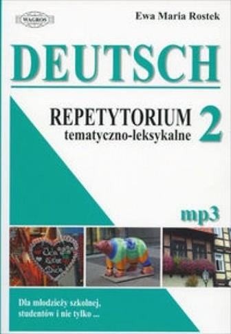 Deutsch. Repetytorium 2 tem.- leks. mp3 w.2015
