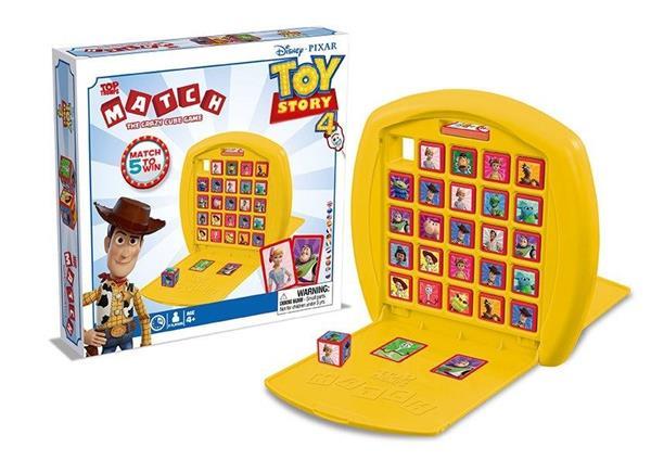 Match Toy Story 4