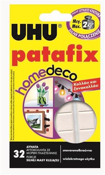 Masa samoprzylepna Patafix 32 porcje Homedeco UHU