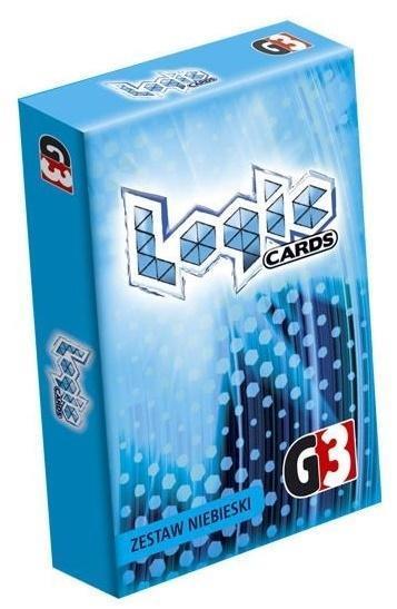 Logic Cards - zestaw niebieski G3