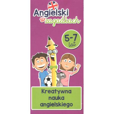 Angielski w zagadkach 5-7 lat OUTLET