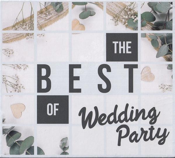 PŁYTA CD THE BEST OF WEDDING PARTY ICH TROJE BAYER