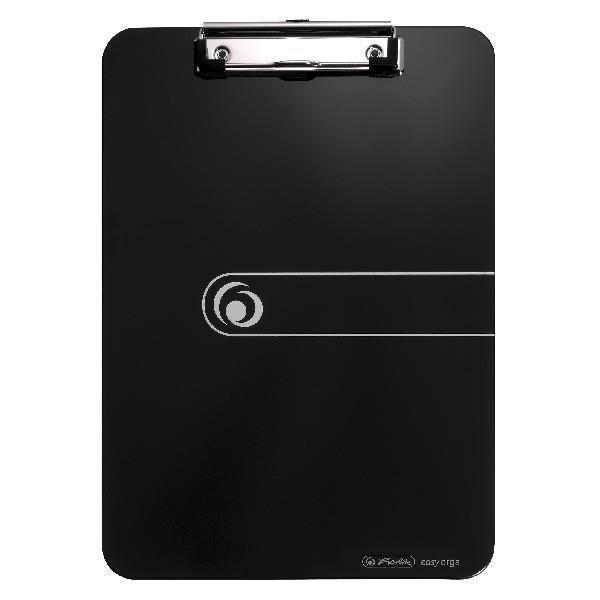 Deska z przyciskiem A4 czarna