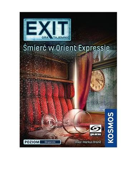 Exit: Śmierć w Orient Expressie GALAKTA