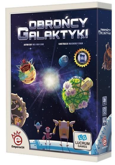 Gra - Obrońcy Galaktyki LUCRUM