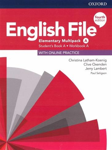 English File 4E Elementary Multipack A + online