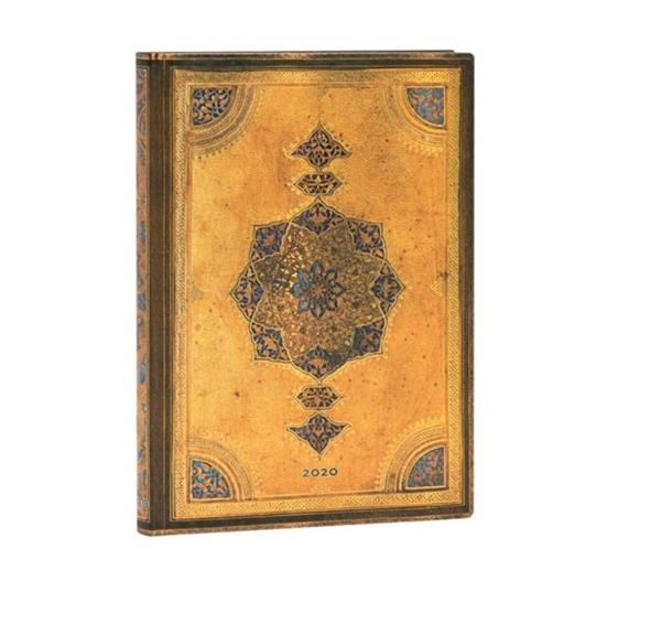 Kalendarz książkowy midi 2020 12M hor. Safavid