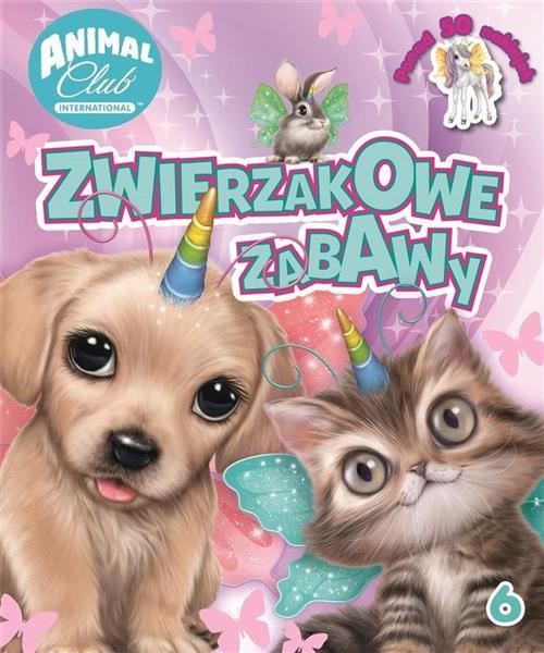 Animal Club 6 Zwierzakowe zabawy