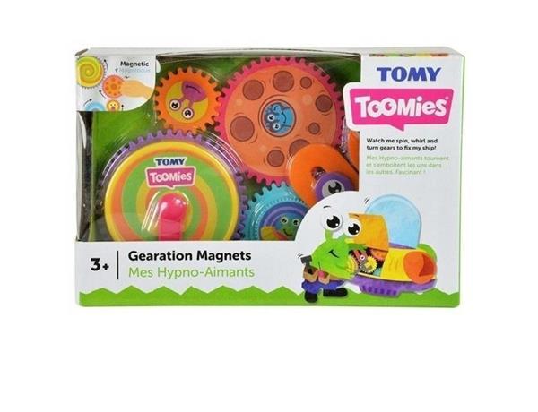 Magnetyczne zębatki TOMY