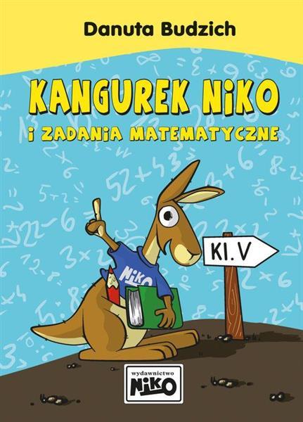 Kangurek NIKO i zadania matematyczne dla klasy VKa