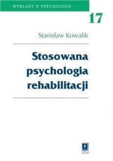 STOSOWANA PSYCHOLOGIA REHABILITACJI     OUTLET