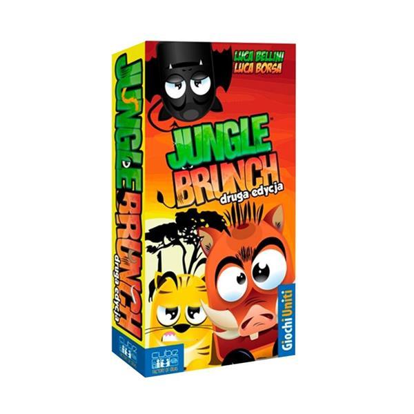 Jungle Brunch CUBE