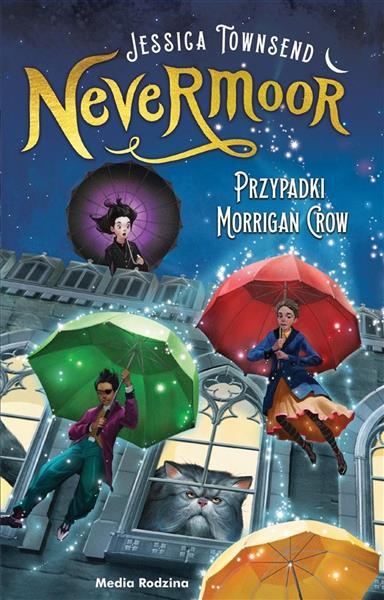 Nevermoor T.1 Przypadki Morrigan Crow OUTLET