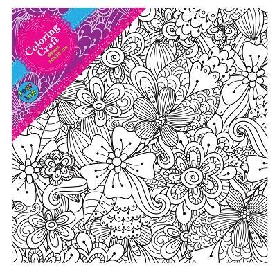 Obraz Kwiaty 30x30 farby Stnux OUTLET