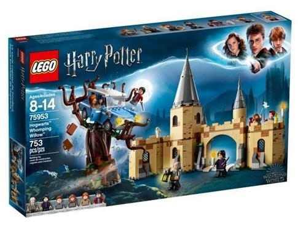 LEGO Harry Potter - Wierzba bijąca z Hogwartu 7595