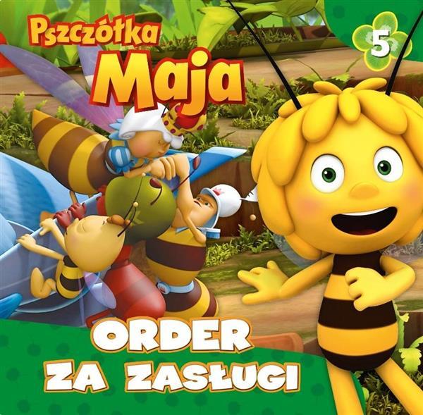 Pszczółka Maja T.5 Order za zasługi. outlet