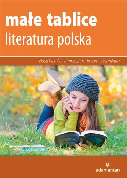 Małe tablice. Literatura polska