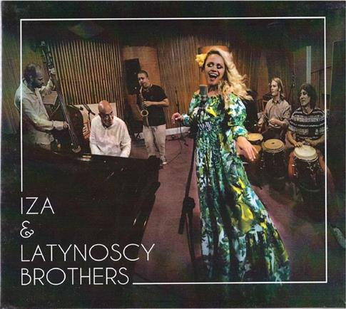Iza and Latynoscy Brothers CD