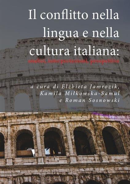 Il conflitto nella lingua e nella cultura italiana