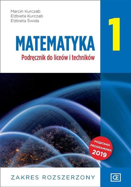 Matematyka LO 1 podr ZR NPP w.2019 OE PAZDRO