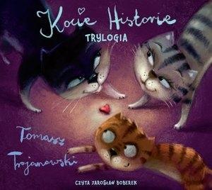Kocie historie trylogia audiobook