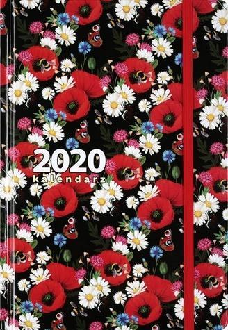 Kalendarz 2020 KK-A5TLF Tygodniowy Foto LUX MIX
