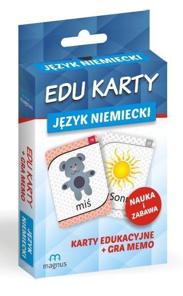 Edu karty. Język niemiecki MAGNUS