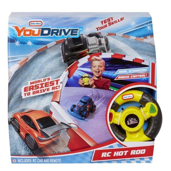 YouDrive - Samochód z płomieniami