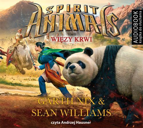 Spirit Animals. Tom 3. Więzy krwi. Audiobook-54676