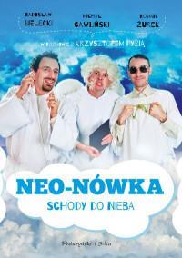 Neo-nówka schody do nieba outlet-8663
