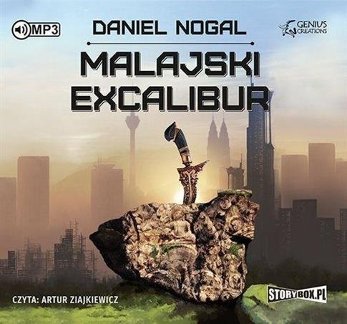 Malajski Excalibur audiobook-311848