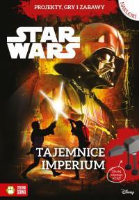 Star Wars. Tajemnice Imperium. Disney outlet-10428