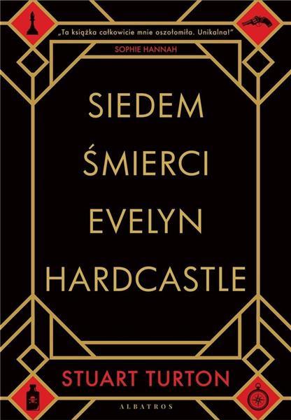 Siedem śmierci Evelyn Hardcastle-316828
