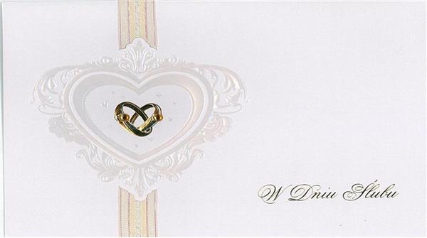 Karnet ślubny B6 Premium 3