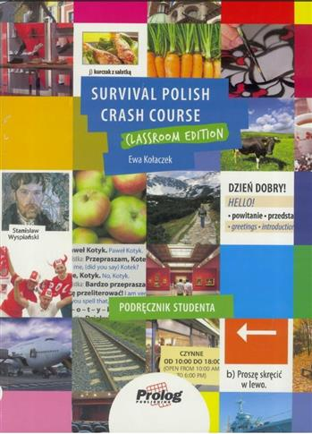Survival Polish Crash Course podr. studenta